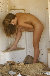rfshower 199x300 My First Artistic Nude Photo Shoot