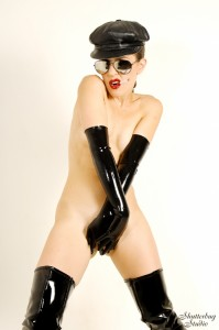 04 Latex Gloves and Tall Boots Nude 299A web 199x300 Zombie With a Yeast Infection!