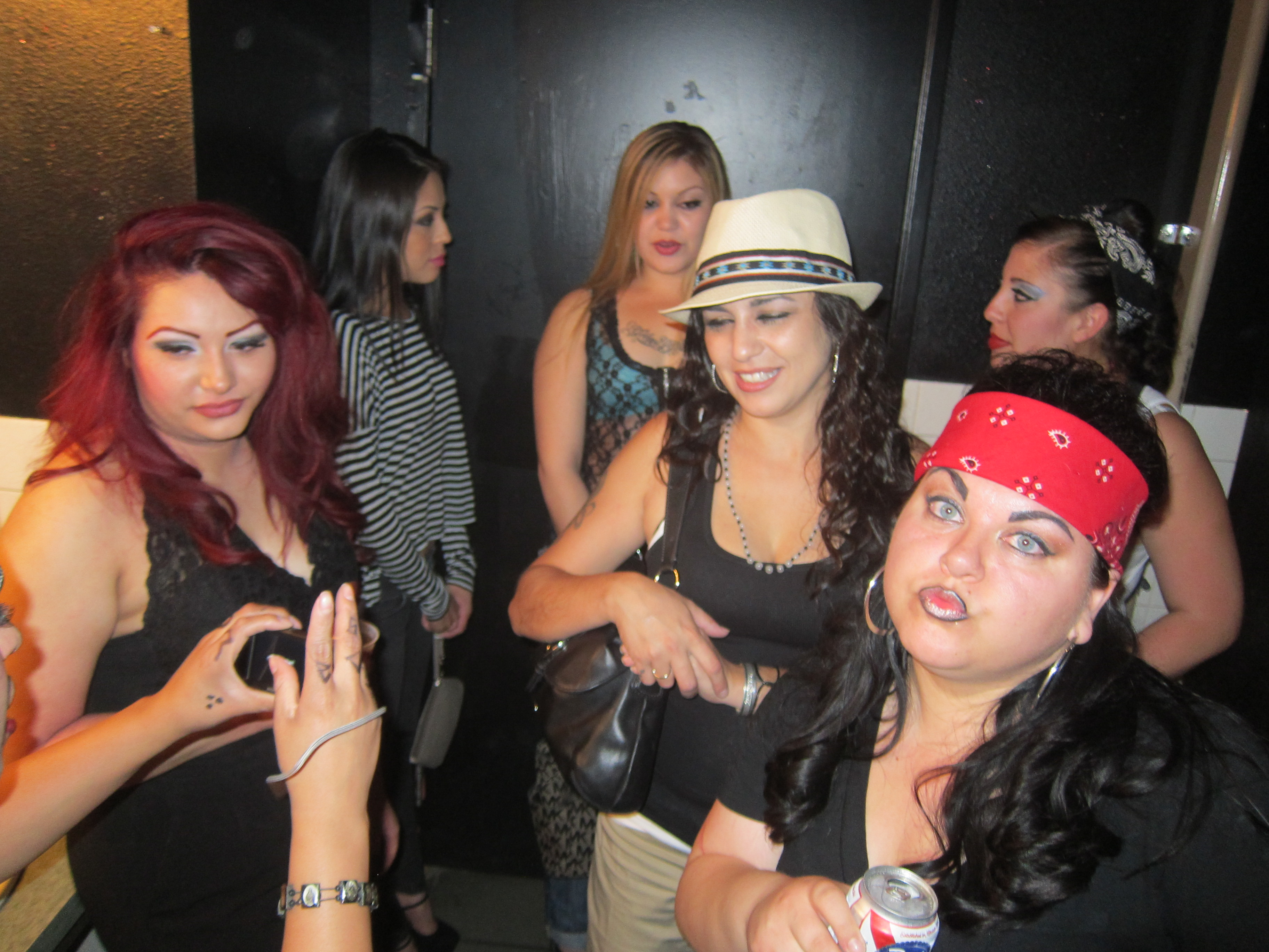 Chola Girls Naked Cheap a drugged-out desert party and another fake seizure | wonderhussy