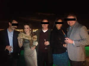 CENSORED 300x225 Partying With the Sister Wives!