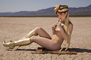 Snake Charmer 300x199 Pissing on a Mook 