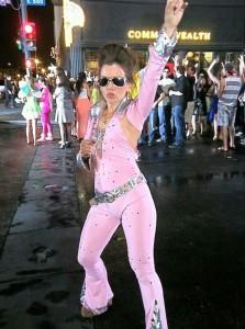 pink Elvis