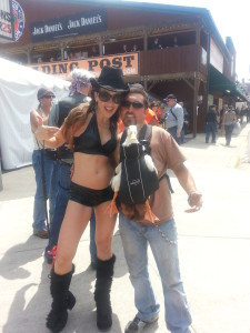 20130807 124252 225x300 Working as a Shot Girl at Sturgis 2013