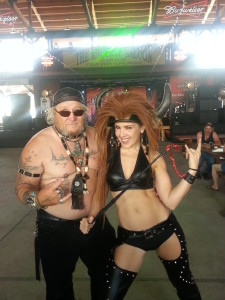 20130809 134518 225x300 Working as a Shot Girl at Sturgis 2013