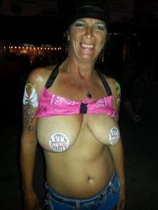 This woman FUCKING ROCKS!