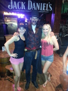 Wild Bill Hickok didn't make me put a dollar in his asscrack to take a pic!