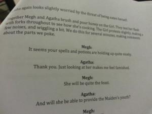 the Cannigals script