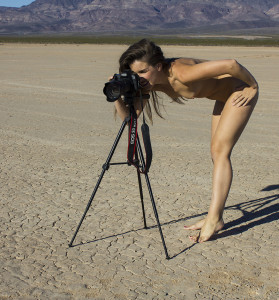 Photo Girl 279x300 Death Valley Nut Kicker and Published Authoress!