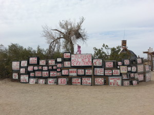 039 300x225 The Post Apocalyptic Wonders of the Salton Sea (and Disneyland on Shrooms)