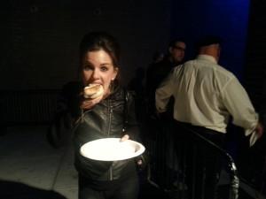backstage bratwurst