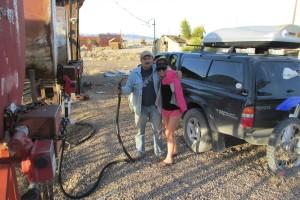 emergency gas from Walt