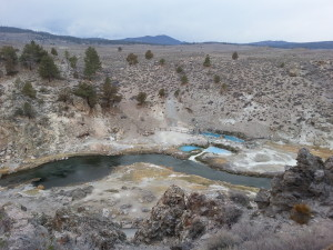 the deadly hot creek