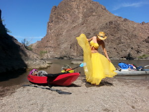 20140403 151110 300x225 Bedeviled by Snow, and Kayaking With the Baroness