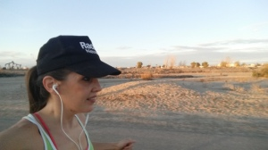 Running in Bakersfield