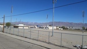 Where the Trona Tornadoes play football