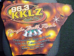 the actual rock, from the jinglebellrock.info website