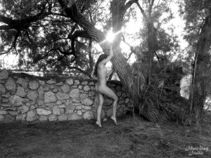 03 Cabins 011 BW web 300x225 Shooting Fine Art Nudes With a Samsung Galaxy S3