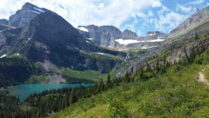 One of the top 5 hikes I've ever done, to Grinnell Glacier in Many Glacier park