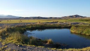 The Tecopa mudhole