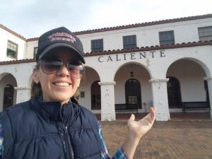 the old Caliente depot