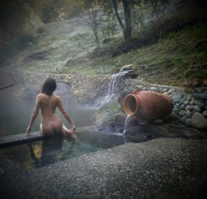 At Orr Hot Springs